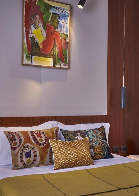 Hotel Beauséjour Ranelagh - Room
